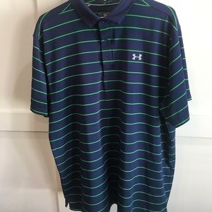UNDER ARMOUR - PERFORMANCE SS - LOOSE 3XL
